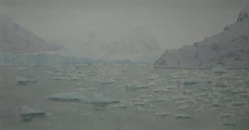 Columbia Glacier view 3