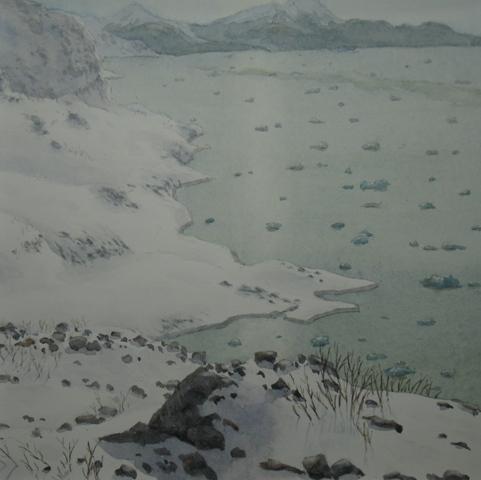 Columbia Glacier 8