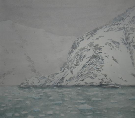 Columbia Glacier 9 - 2012