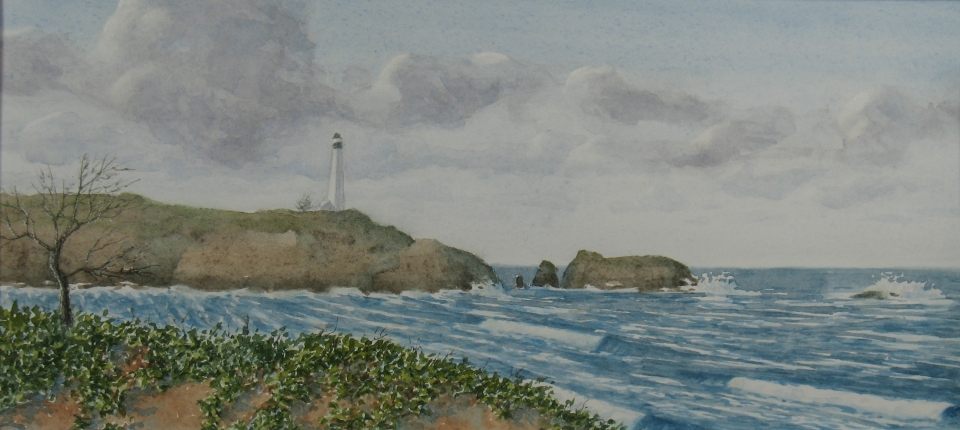 Oregon Coast: Yaquina Head Lighthouse