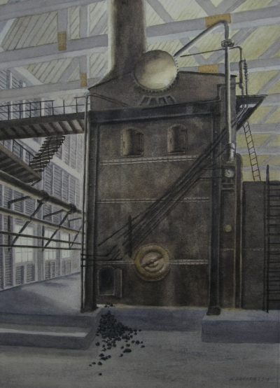 Powerhouse boiler