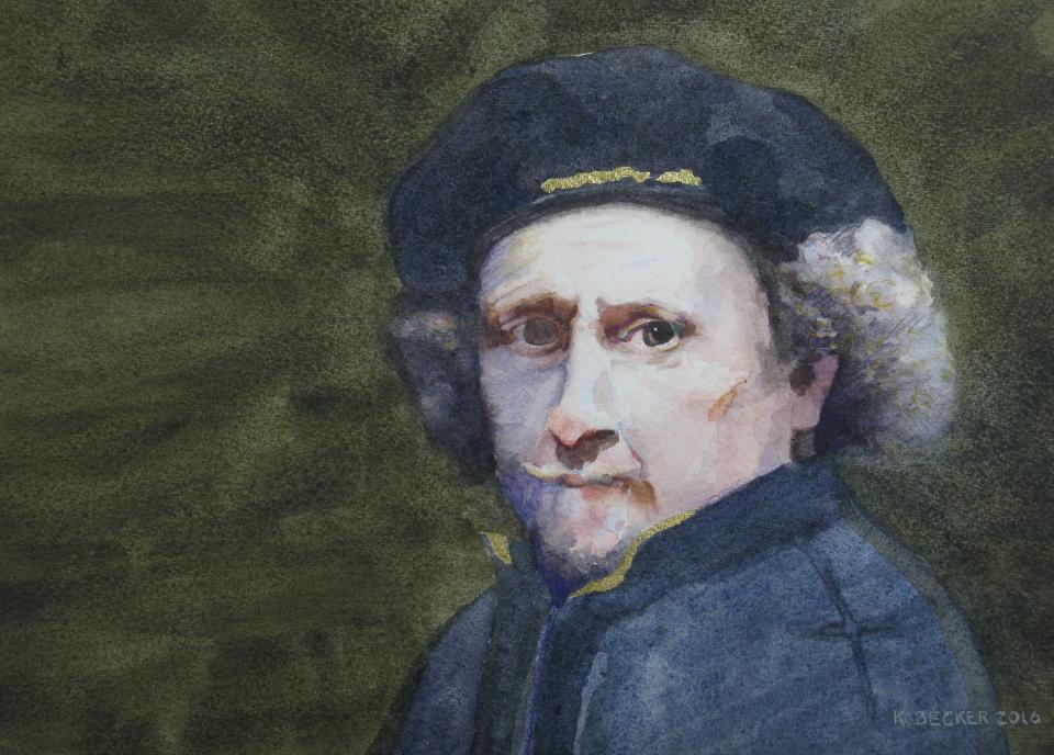 famousartist-self-portrait