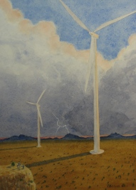 """What do you mean """"we"""" Quijote? 11.25 x 8 - $150"""